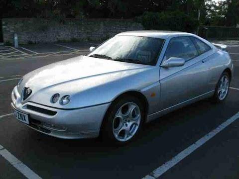Alfa Romeo Gtv Spoiler