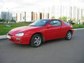 1996 Mazda Mx 6 For Sale 1 6 Gasoline Ff Manual For Sale