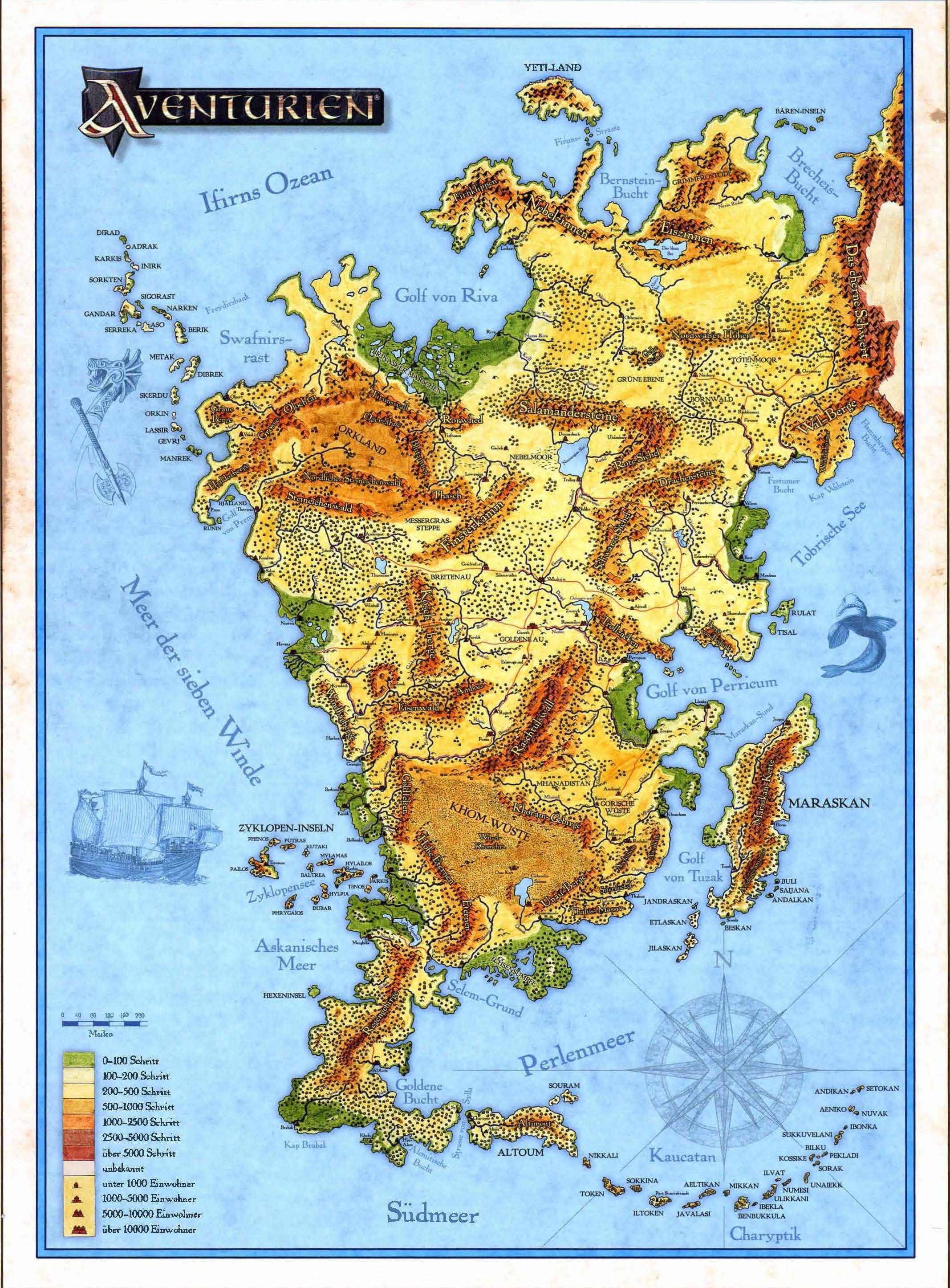 Aventurien – Drakensang: Am Fluss der Zeit Wiki