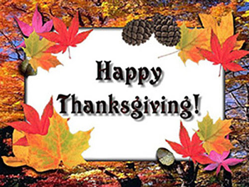 Happy Thanksgiving for 2015! | Mark Headrick's Blog