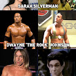 "Random famous people you never knew were in Star Trek (Kirsten Dunst, Tom Morello of Rage Against The Machine, Iggy Pop, and Dwayne ""The Rock† Johnson to name a few). - Imgur"