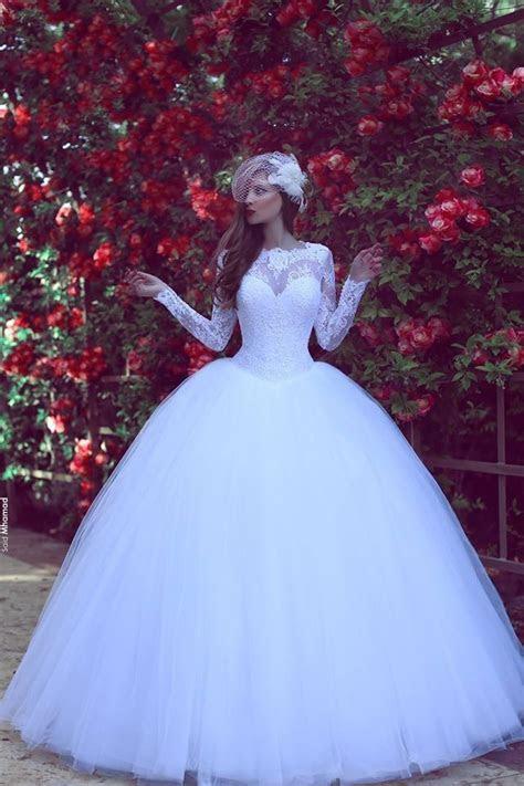 Said Mhamad Wedding Dresses , Vestidos De Novia Long