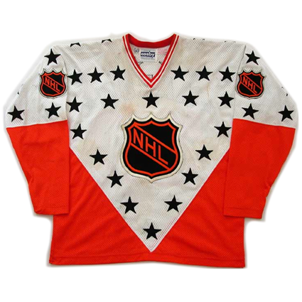 NHL All-Star 81-82 jersey