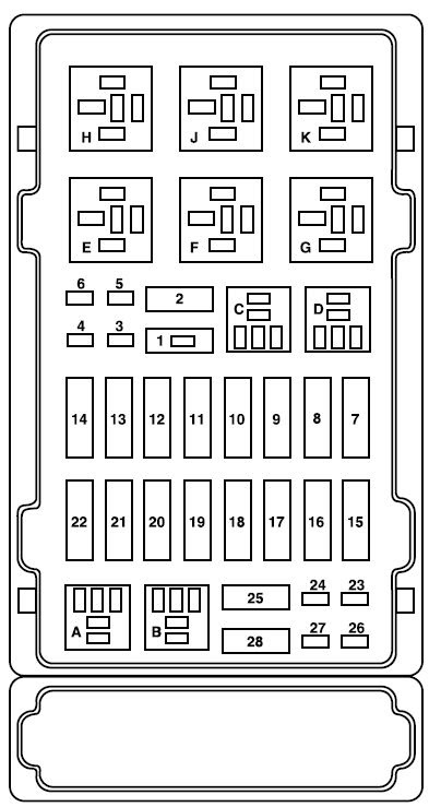 [DIAGRAM] Starcraft 98 E150 Fuse Diagram FULL Version HD