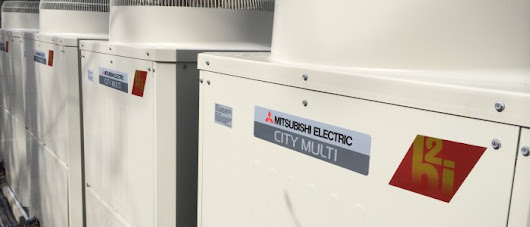 Mitsubishi City Multi System | Keyes North Atlantic, Inc. - Electrical and Mechanical Contractors
