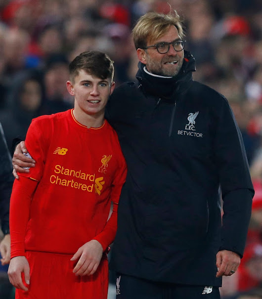 Owen: Klopp is perfect for Woodburn
