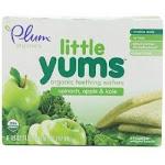 Plum Organics Yum Spin Apple, Plum Organics, Mealtimes