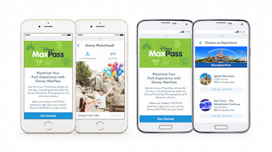 Disney MaxPass to Debut July 19 at Disneyland Resort