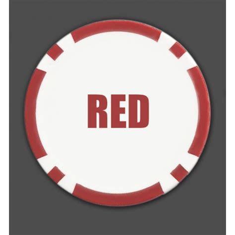 Poker Chip Golf Marker   Promotional Poker Chips