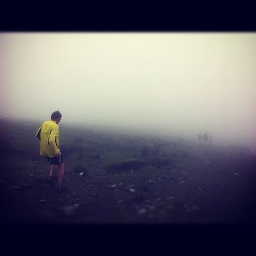 Hill Running, Djouce Mountain