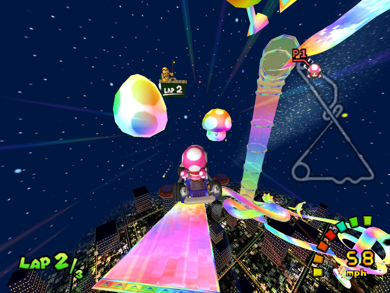 Looking Back At Rainbow Road Mario Party Legacy