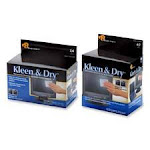 Read-Right REARR1305 Kleen and Dry Pads- for Screen- Twin Packs-