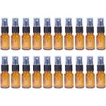 10Ml Glass Refillable Spray Bottle - Cosmetic Perfume Mist - 20 Piece Set