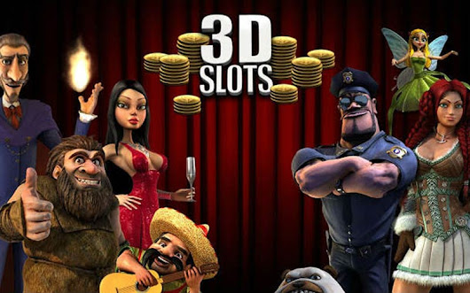 3D Slots | Play Free 3D Slot Machine Games Online & On The Go