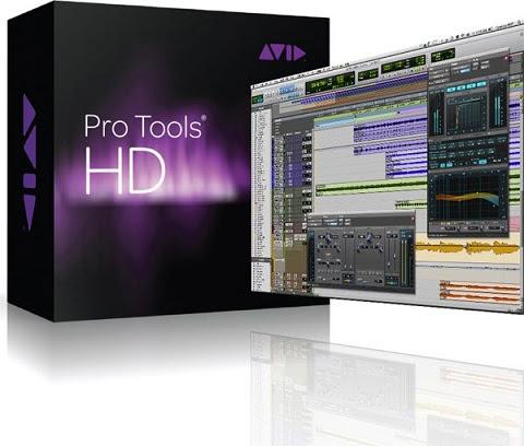 Avid Pro Tools HD 10.3.7 + Plugins