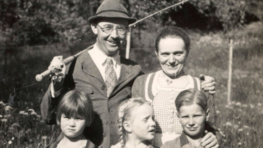 The Personal Life of a Nazi: New Trove of Himmler Documents Published