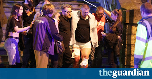 Manchester Arena: police confirm fatalities after incident at Ariana Grande concert – live | UK news | The Guardian