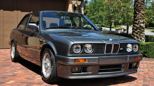 For $40,000, This 1988 BMW 320is Could Be Your Latin Lover