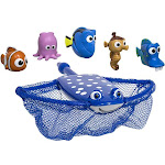 Disney Finding Dory Mr. Ray's Dive and Catch Game Swimways