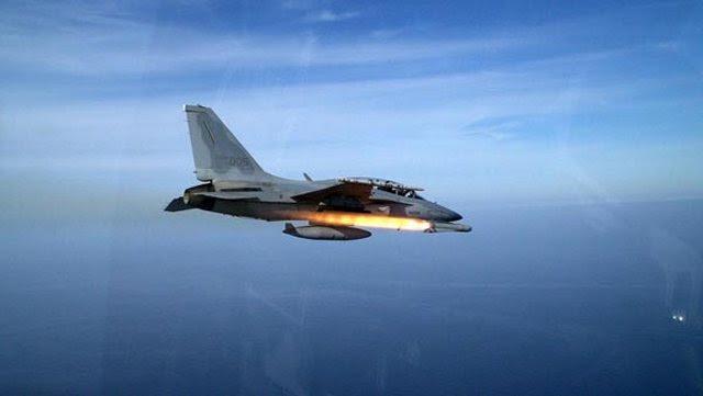 La Fuerza Aérea de Corea, dijo ayer, 09 de octubre, que su origen autóctono desarrollado jet de combate FA-50 había logrado disparar un misil guiado que alcanzó su objetivo previsto en el mar. El ejercicio de fuego real tuvo lugar el miércoles en el Mar del Este, dijo que la Fuerza Aérea de Corea.