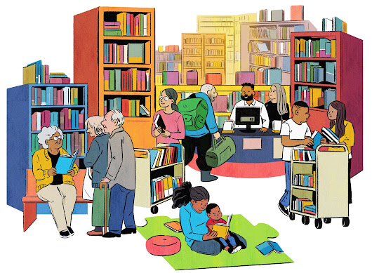 To Restore Civil Society, Start With the Library | Opinion