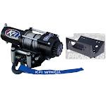 KFI 2500 LB Winch and Mount Kit For Kawasaki Teryx 100935 A2500-R2