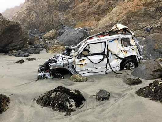 The inside story of how an Oregon woman survived 7 days after her SUV plunged off a Big Sur cliff