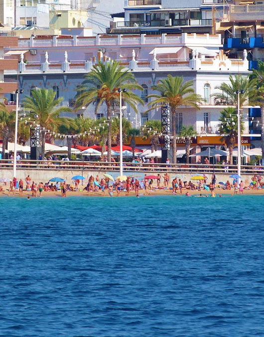 Gay Beaches Benidorm | Playa Levante | Raco Conil Nudist Beach | Ti Ximo | Updated 2018