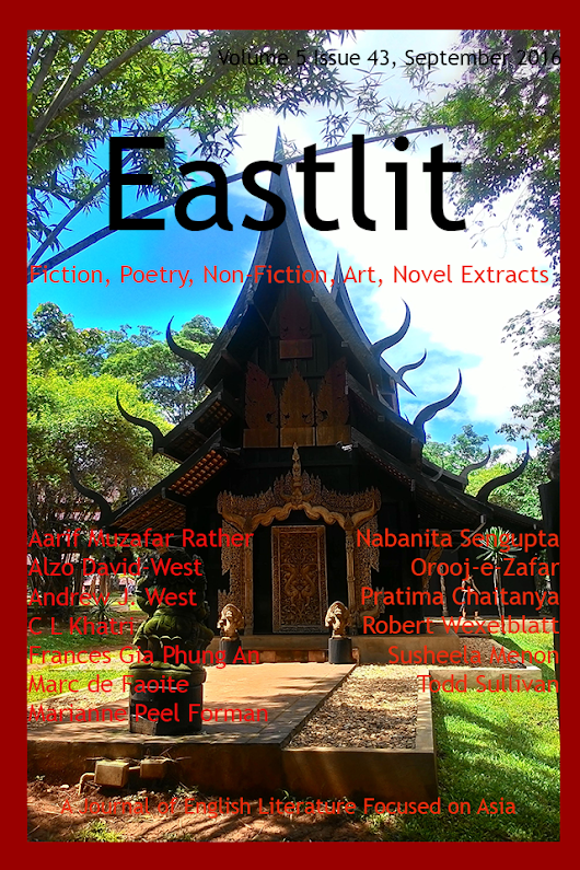 Eastlit September 2016: Asian Literature. Poetry. Fiction, Art.