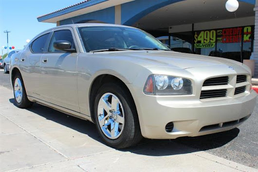 Used 2008 Dodge Charger SE for Sale in Phoenix AZ 85022 A to Z Auto Mall
