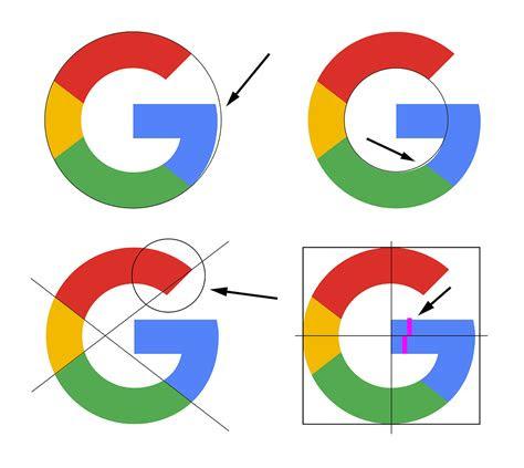 diseno del logo de google threefeet