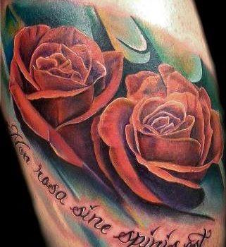Tatuajes De Rosas Y Sus Diferentes Significados Evolution Tattoo