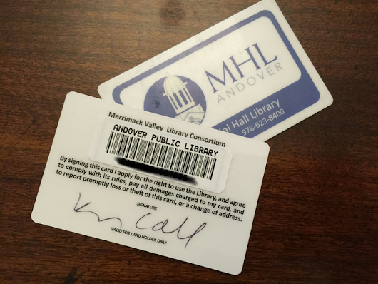 5 Ways to Make the Most of Your Library Card by Kirsti Call