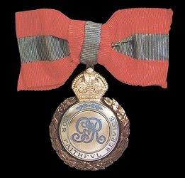George V: Female Insignia