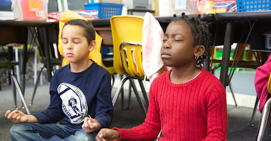 What Happens When Mindfulness Enters Schools