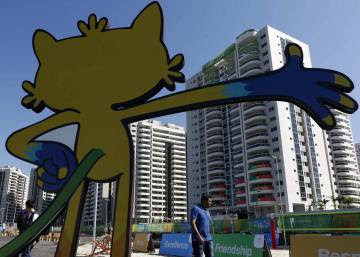 Río 2016 organizers admit Olympic Village still not ready