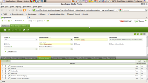 3.0 RC4 latest User interface