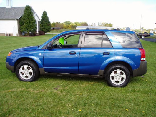Used 2004 Saturn VUE for Sale in Sandusky OH 44870 Deiderick Motors