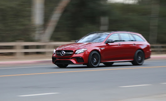 2018 Mercedes-AMG E63 S Wagon Test | Review | Car and Driver