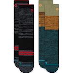Stance Outdoor 2-Pack Running Socks Men's, Multi