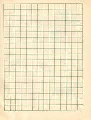 n2 cahier dessin carreau p26