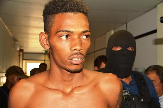 Foto: Ed Santos/Acorda Cidade | Erivan Oliveira Ferreira acusado de espancar, estuprar e matar a enteada de três anos