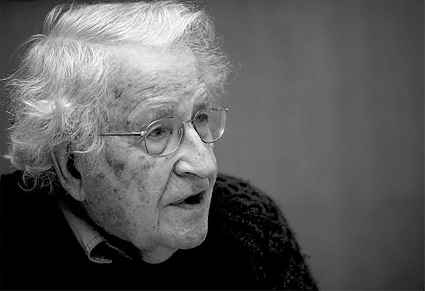 Chomsky y España