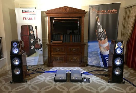 Joseph Audio And The Pearl 3 - CES 2017