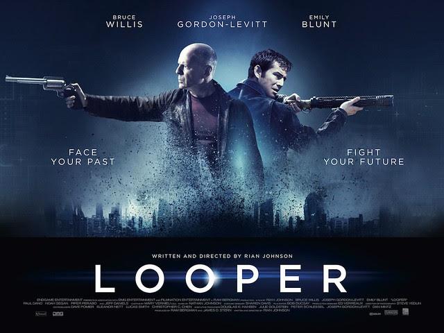 Looper - Poster Quad