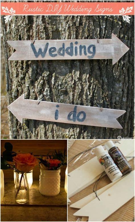 25 Wonderful DIY Rustic Wedding Decorations on a Budget