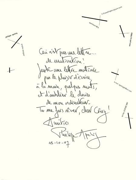 Handwrittenletterproject - 3