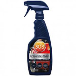 303 Speed Detailer and Cleaner with UV Protection Exterior Car Detailer Spray, 470ml