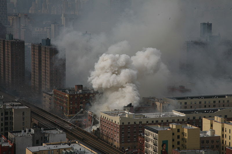 File:East Harlem apartment explosion aerial view.jpg