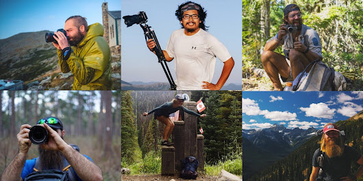 6 Thru-Hiking Photographers You Need to Be Following - The Trek